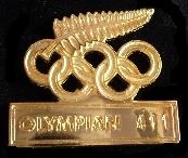 Picture of Olympian Pin